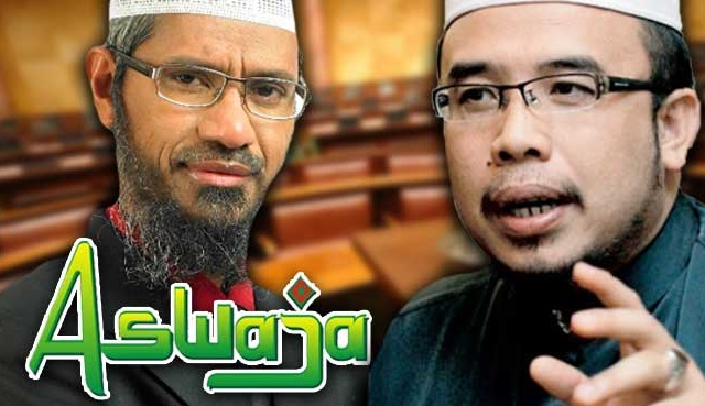 Zakir Naik: ASWAJA Ancam Saman Mufti Perlis