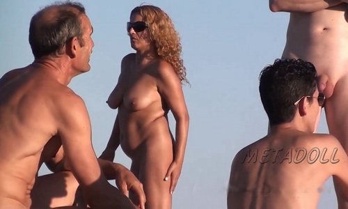 Nude Euro Beaches 20 (Spying on a nudist beach)