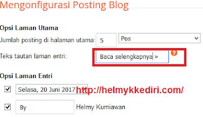 Kegunaan JumpBreak pada Blogspot1
