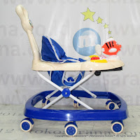 Tajimaku BW607 Fish Baby Walker