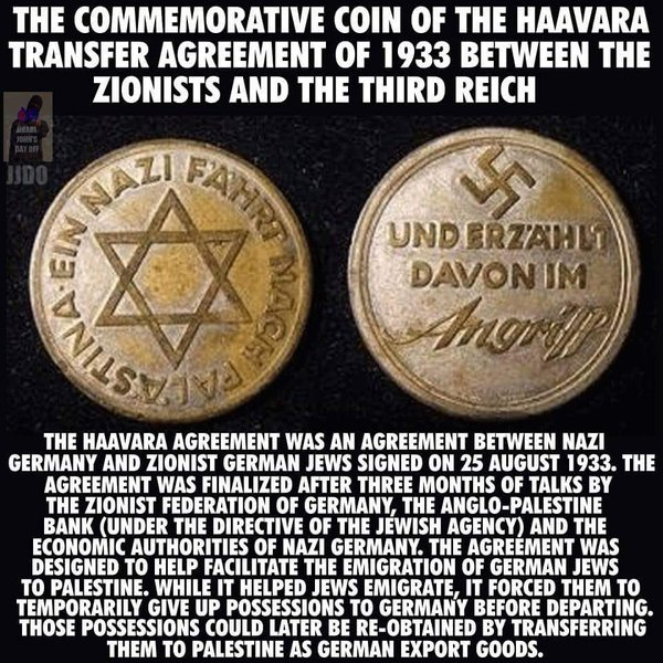 the Haavara Agreement