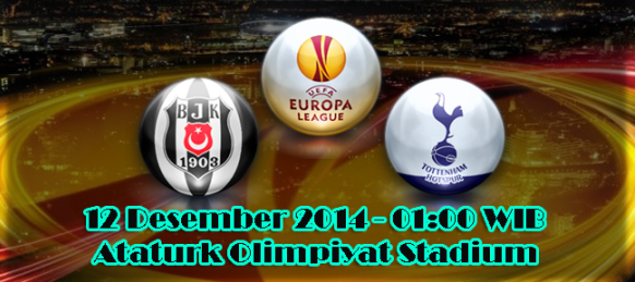 Besiktas Vs Tottenham