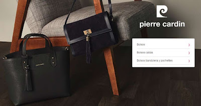 bolsos baratos Pierre Cardin