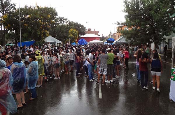 El Senamhi prevé lluvias para los días de Carnaval en Tarija