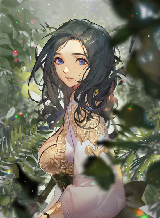Seni Fan art dan Illustrator dari Kyomon (SongJiKyo)