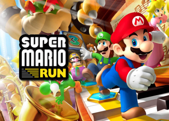 Super Mario Run gratis para iOS y Android