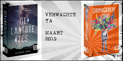De laatste zes, Orangeboy, Imagine Books,