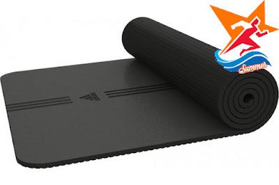 Độ dày của thảm tập yoga Adidas AD 12236