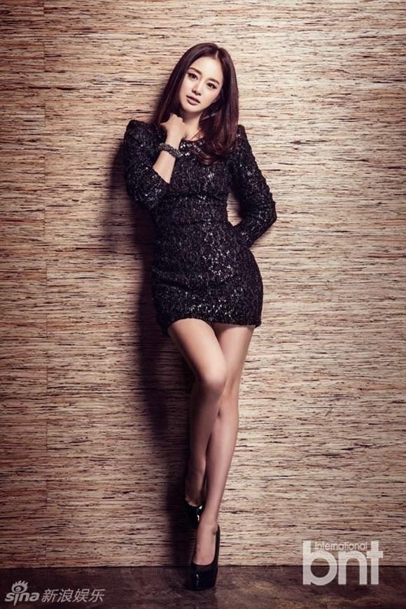 Kim Tae-hee keeps body in top shape @ HanCinema :: The