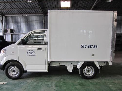 xe tai suzuki 500kg thùng kín 13