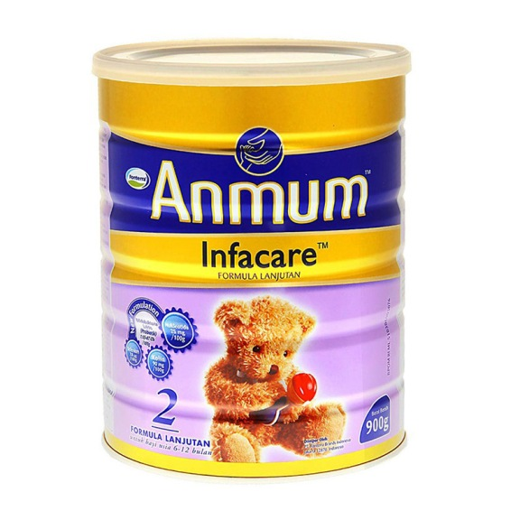 Anmum Infacare Step 2 900g