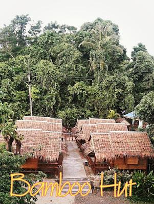 Bamboo Hut vakantieverblijf op Koh Lanta, Thailand