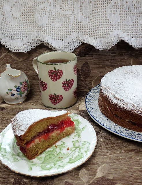 best English cakes