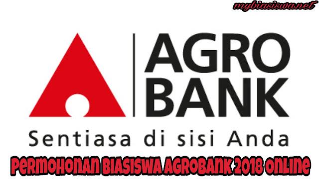 Permohonan Biasiswa Agrobank 2018 Online