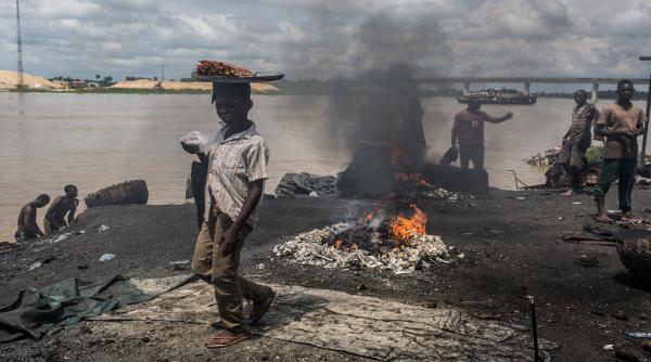 Uno de cada siete niños respira aire tóxico, según Unicef