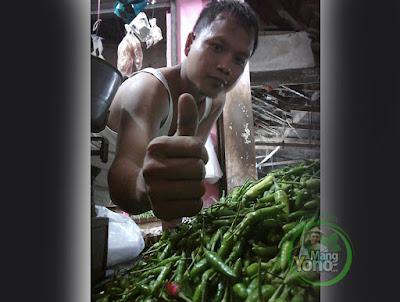 Harga Cabe Rawit dan Sayuran Naik - Turun di Subang