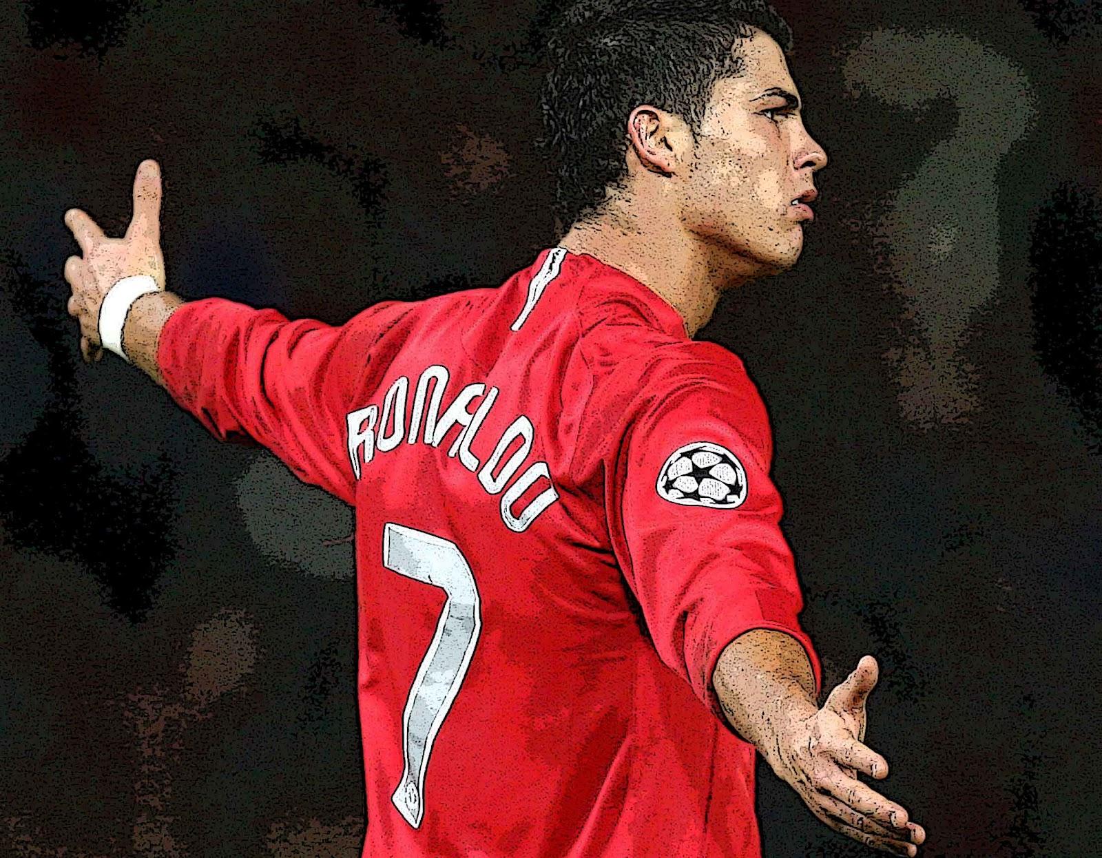 World Sports Hd Wallpapers: Cristiano Ronaldo Hd Wallpapers