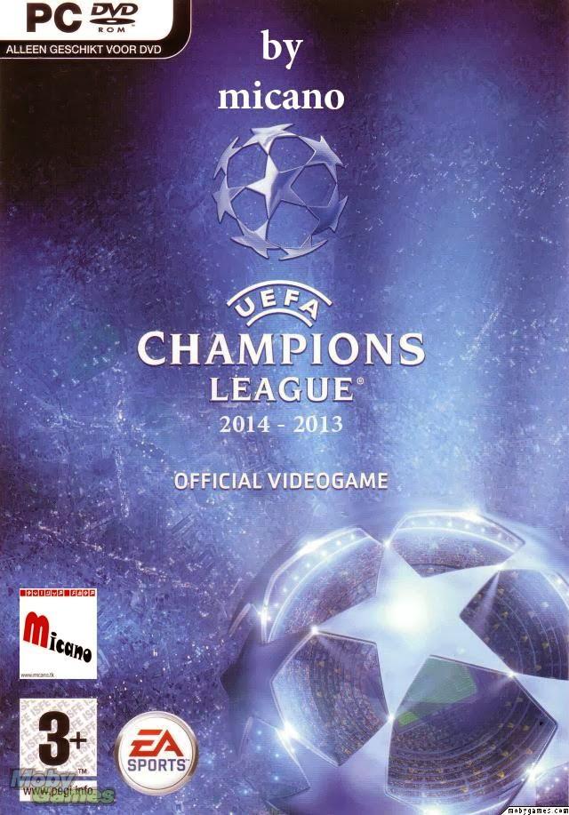 تحميل لعبة uefa champions league 2007
