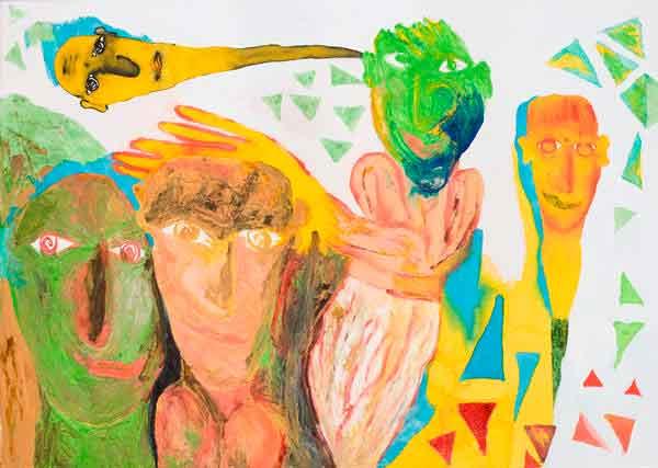 Resultado de imagen para Obras de  Pedro Roth