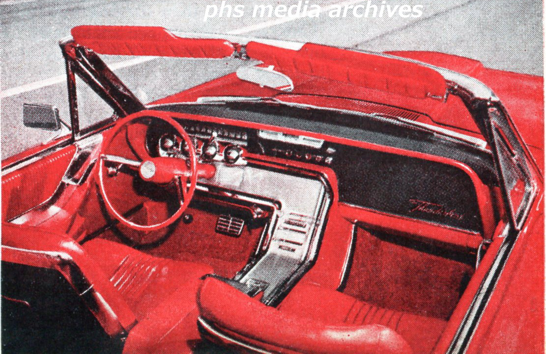 64 Thunderbird Steering Column Wiring Diagram 57 For Year In Review 1964 Phscollectorcarworld On