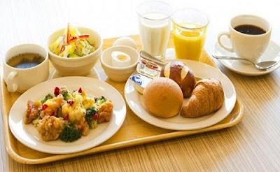 diet sehat, berat badan, sarapan pagi