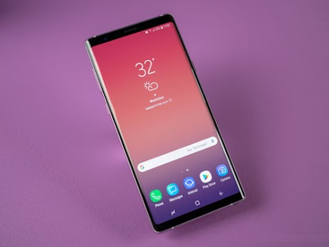 سعر ومواصفات جوال سامسونج جالاكسي نوت Samsung Galaxy Note 9