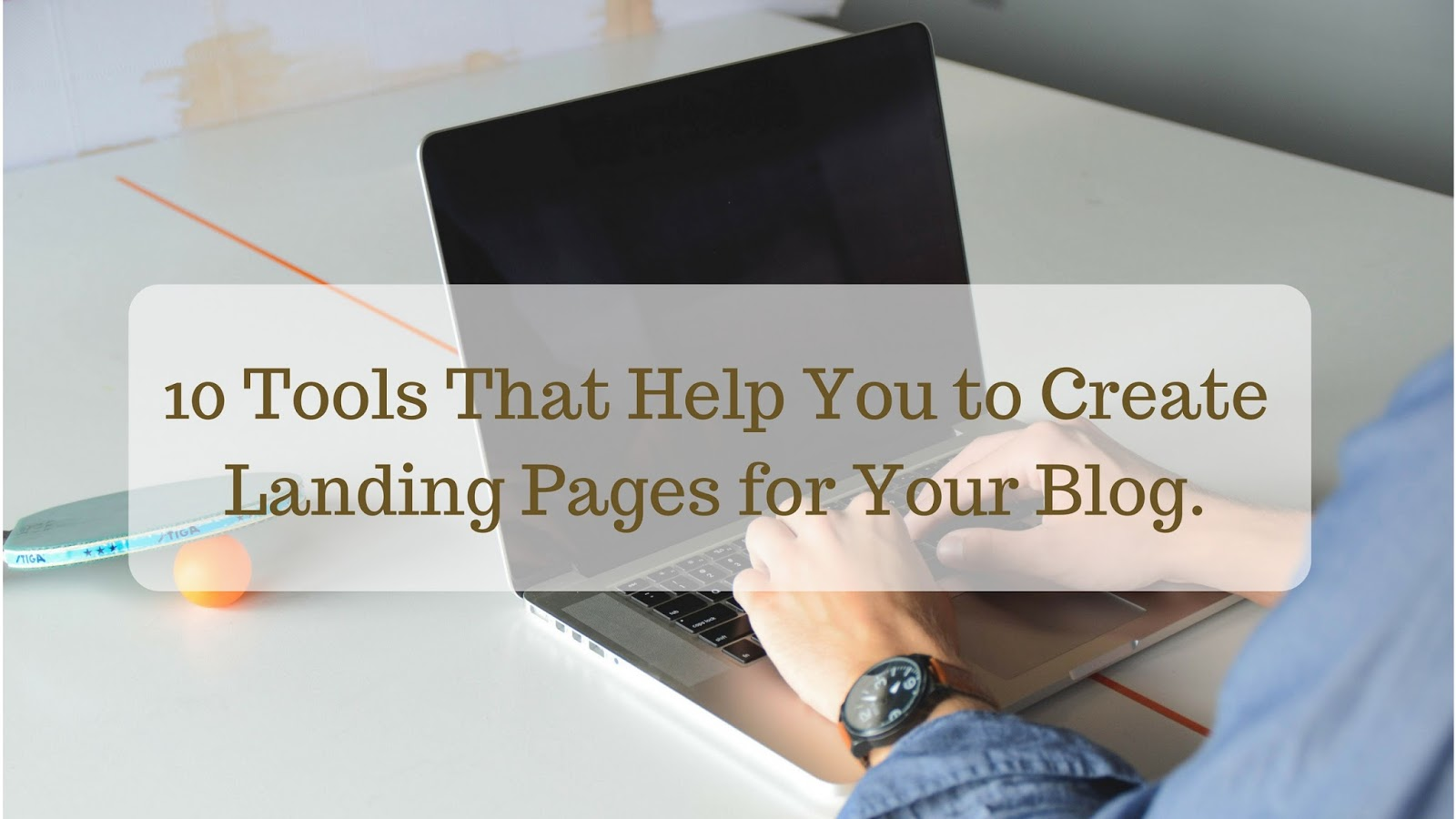 lading page creator tools