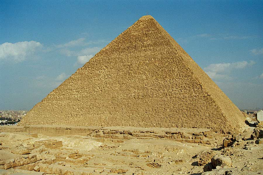 The Pyramid Of Chefren - World Historical Spot To Visit ...