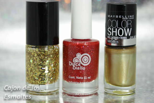 Tony Moly S04 Golden Platinum - Dulce Diallo Gore - Color Show Bold Gold / Golden Sands
