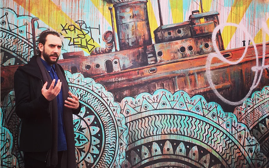 alternative london graffiti tour