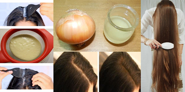 Fast Hair Growth And Long Hair Natural Remedy With 1-Ingredients!