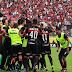 Empate da Chape com o Corinthians decreta a queda do Vitória para a Série B
