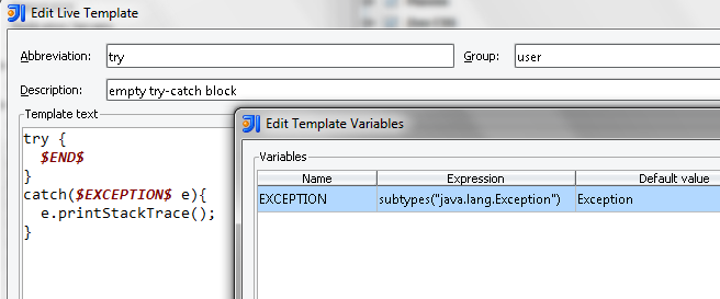 What's Cool In IntelliJIDEA  Part II: Live Templates - DZone