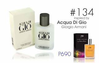 Acqua Di Gio Giorgio Armani Fm Best Seller 134 Fm Store Shop