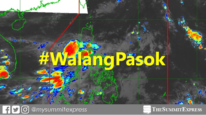 #WalangPasok: Class suspensions on Friday, September 7, 2018