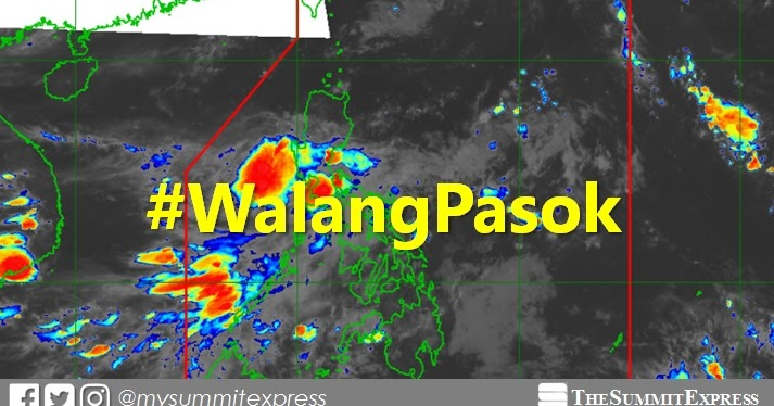 #WalangPasok: Class suspensions on Friday, September 7, 2018 | The Summit Express