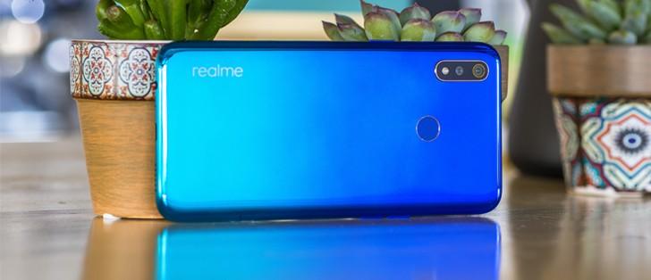 مراجعة هاتف Realme 3