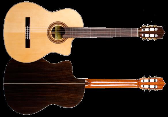 Guitarra española Martínez MCG50S CE
