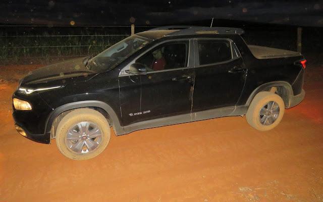 Fiat Toro 4x2 Automático - off-road