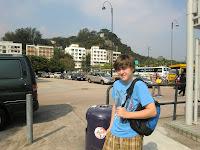 Hiking in Hong Kong: Mui Wo to Discovery Bay