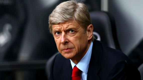 Arsene Wenger has signed a new two-year contract