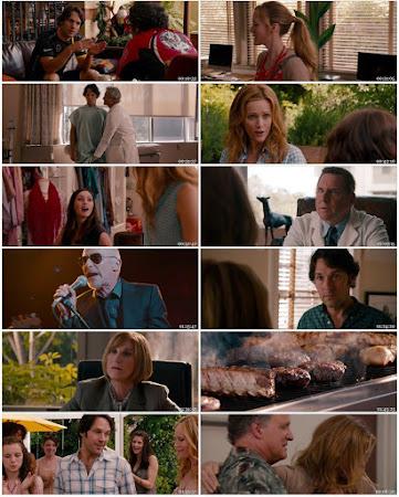 Screen Shot Of This Is 40 2012 In Hindi English Dual Audio Bluray