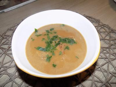 Zupa grzybowa - najlepsza !
