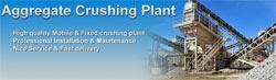 Stone Crusher Plant Zongding