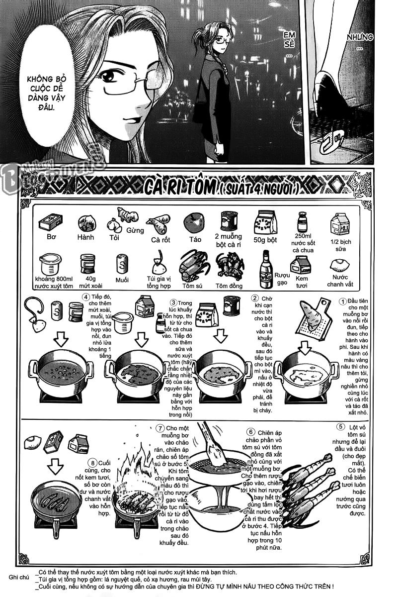 Addicted to Curry - Bàn tay ...  Chap 013 - Truyenmoi.xyz