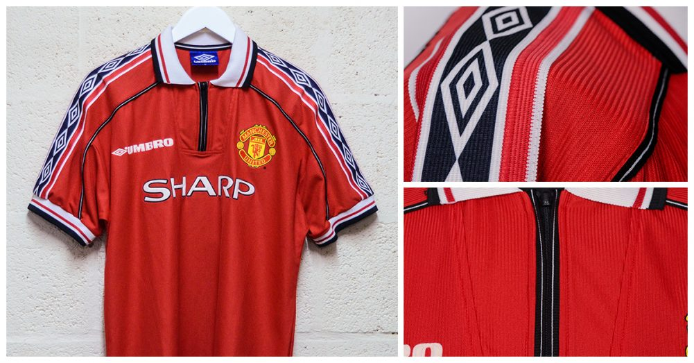 9ce74dbb200 Discount 10 Best Premier League Kits In History By Classic Football ...