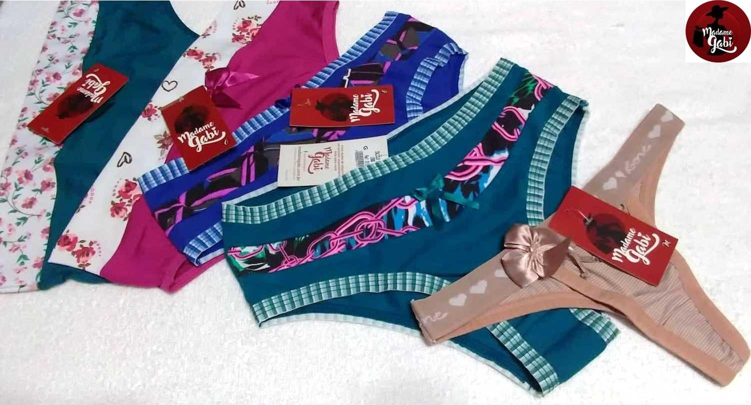 Resenha do lingeries recebidos da loja online Madame Gabi Moda Íntima!