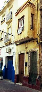 La casa vieja de la familia Fuentes
