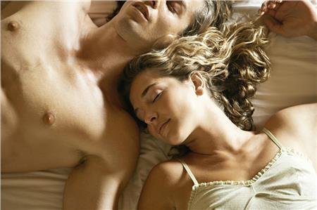 Ο ύπνος καθορίζει την ευτυχία του ζευγαριού
