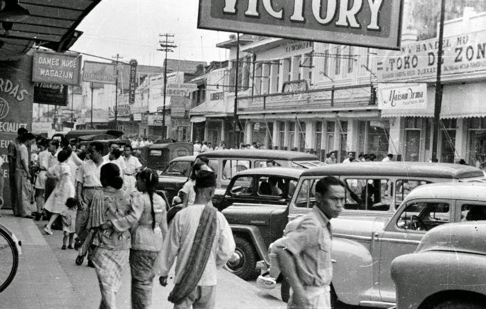 Sejarah berdirinya Pasar Baru Bandung